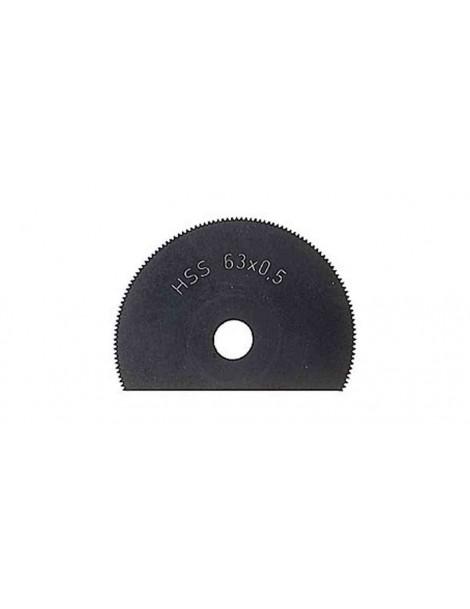 DISCO CORTE METAL, diámetro 65 mm