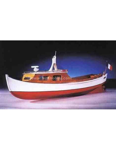 Barco Eléctrico PINASSE  dïArcachon