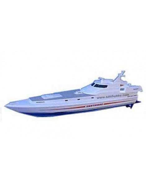 Barco Eléctrico DESTRIERO. Maqueta Naval. Bilti Hobby Modelismo Naval.