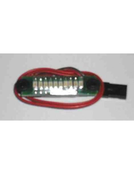 Comprobador de Baterías 4,8V.