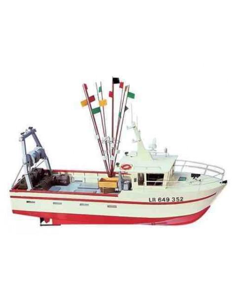 Barco ElectricoASTERI x II