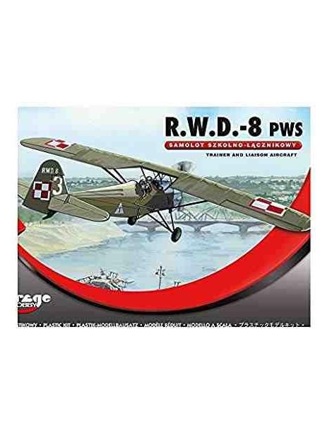 R.W.D.-8 PWS Escala 1/48 fabricante Mirage