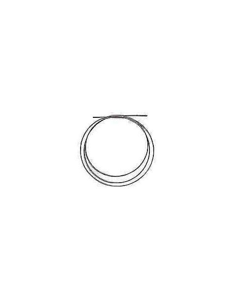 CABLE ACERO Trenzado D.1,5 mm