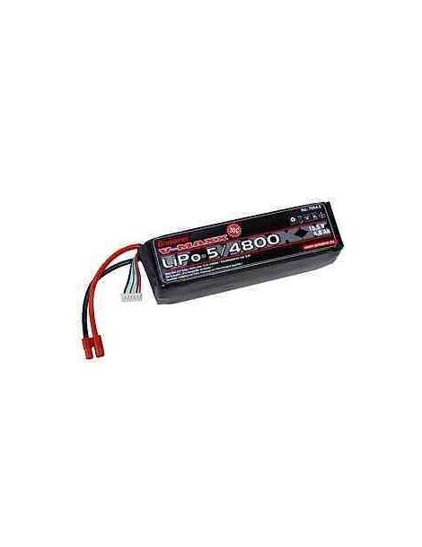 BATERIA Li-Po 6 x 4200mA 22,2V Conector G3,5