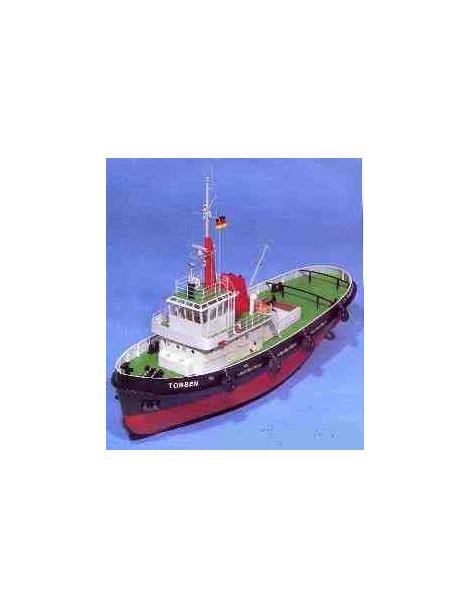 Barco Eléctrico TORBen