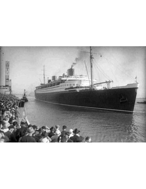 Planos Barco BREMen 1928 1/500