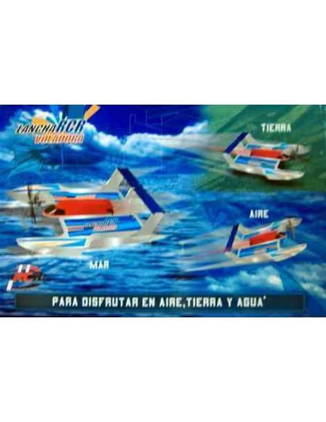 Avión Eléctrico LANCHA VOLADORA