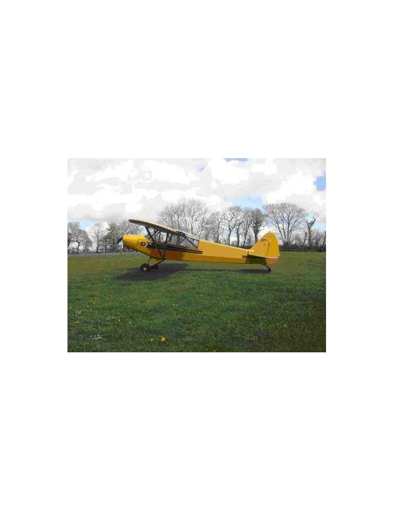 Planos Avión PIPER L18C/L