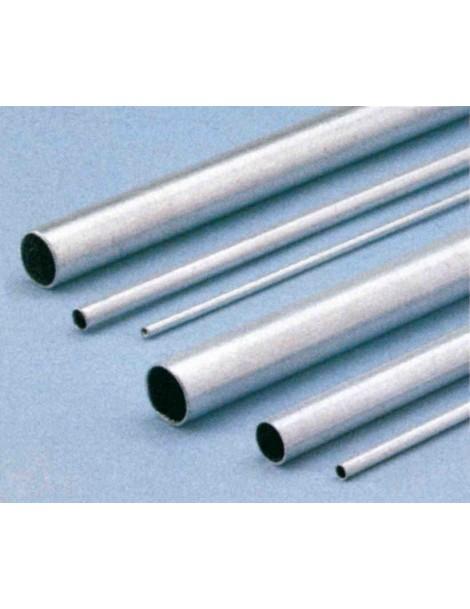 TUBO de Aluminio 9,0 x 8,1 mm