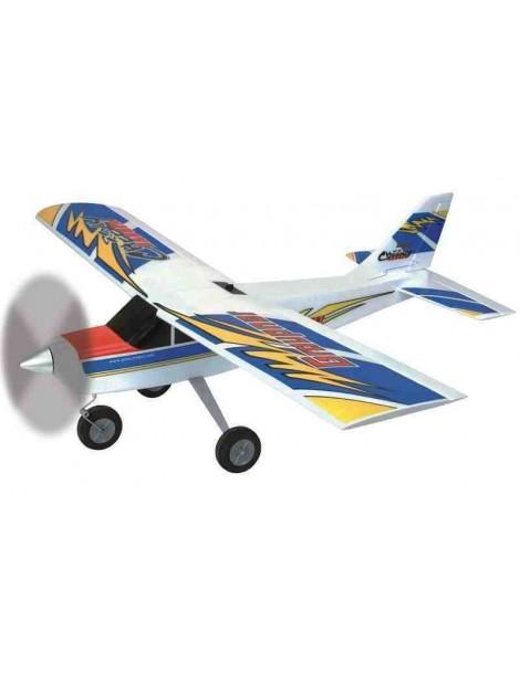 Avión Eléctrico CHEEKy BADGER ARTF 1280 mm, fabricante Graupner