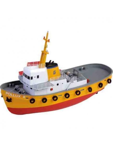 Barco Eléctrico POLLU x II, fabricante Graupner