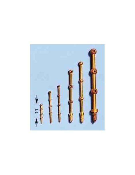 Puntales Barandillas 48 mm (10 unidades)