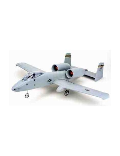 Avión Eléctrico A 10 Warthog
