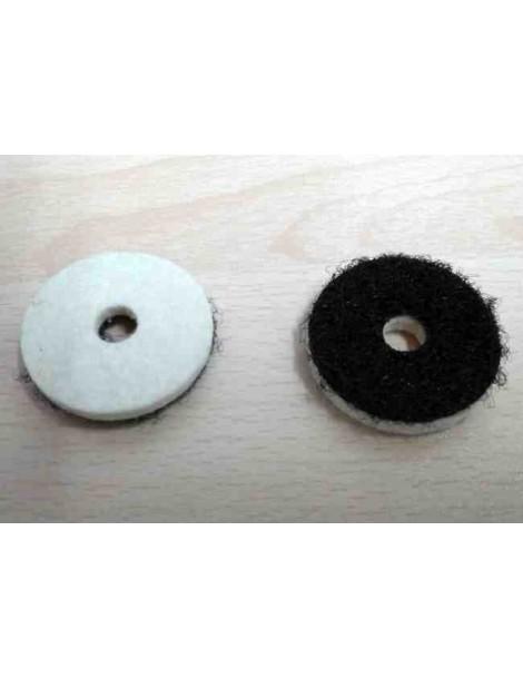 Fieltros PULIDORES (2 piezas)