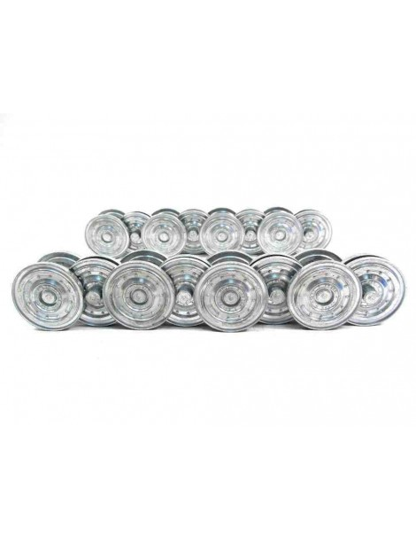 Ruedas Metal STURMTIGER 1/16 1 (6 unidades)