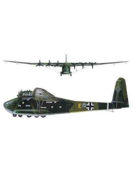 Planos Avión ME323 GIGANT 3,17 m
