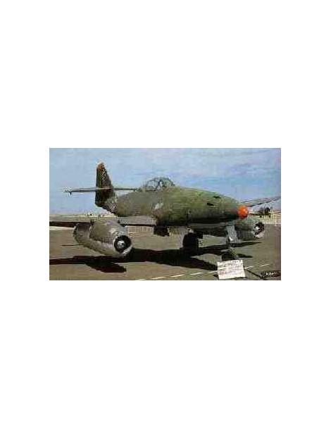 Planos Avión MESSERSCHMITT ME 262 A1
