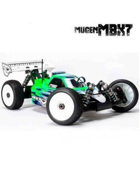BUGGy 1/8 MUGen MB x 7 4WD + NOVAROSSI PLUS 3,5 cc