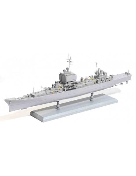 Barco Estático de Plástico, USS LONG BEACH , Escala 1/700 fabricante Dragon
