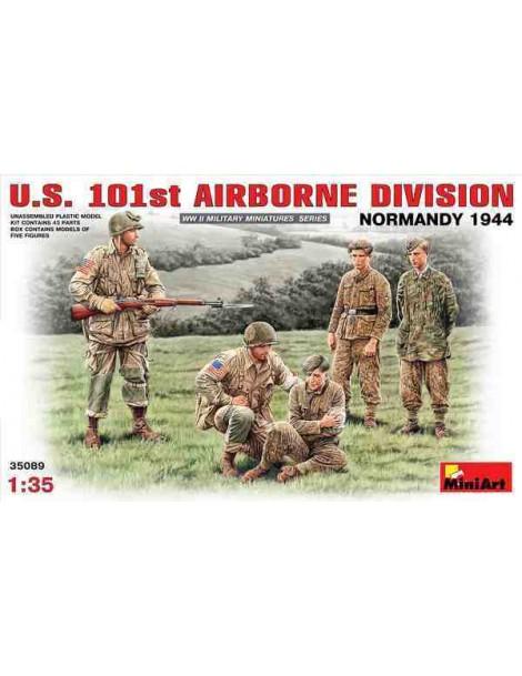 U.S. 101 DIVISIÓN AEROTRANSPORTADA 1/35