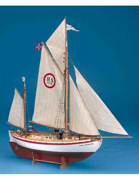 Barco Eléctrico COLIN ARCHER