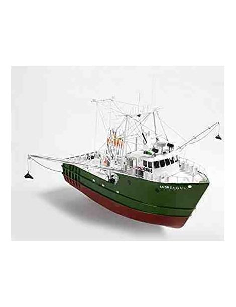 Barco Eléctrico ANDREA GAIL