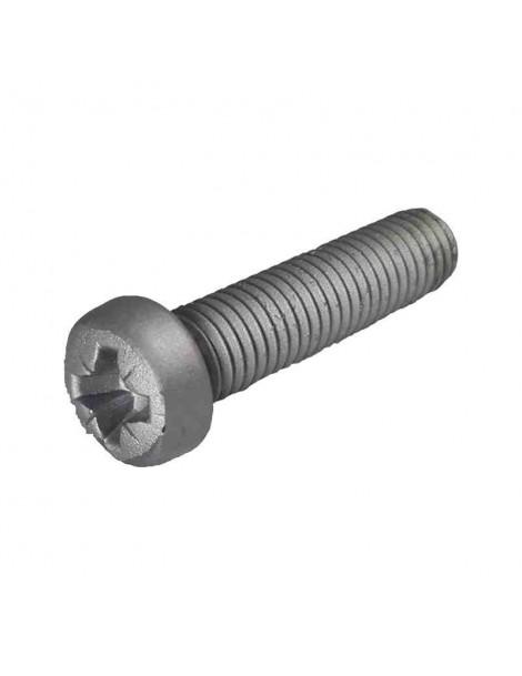 Tornillo Cruzado en Acero Inoxidable   Metrica 4      Longitud  35 mm  (10 unidades)