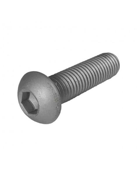 Tornillo Gota Allen  en Acero Inoxidable   Metrica 3      Longitud  10 mm  (10 unidades)