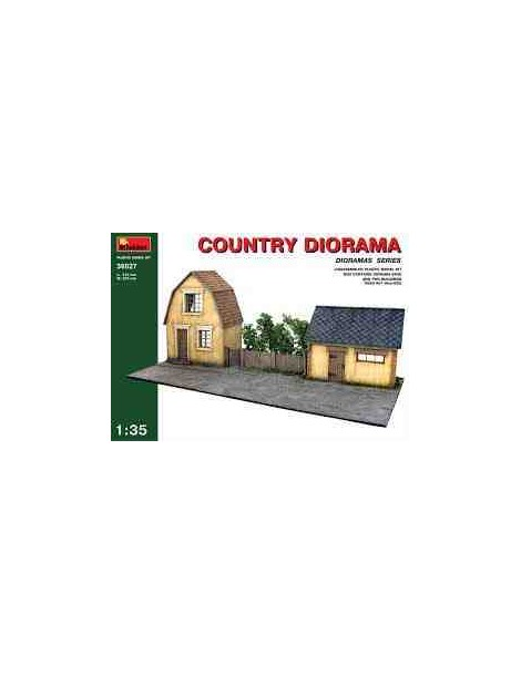 COUNTRY DIORAMA 1:35