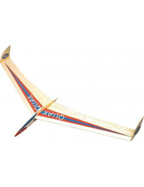 Avión VUELO LIBRE QUAX 530mm