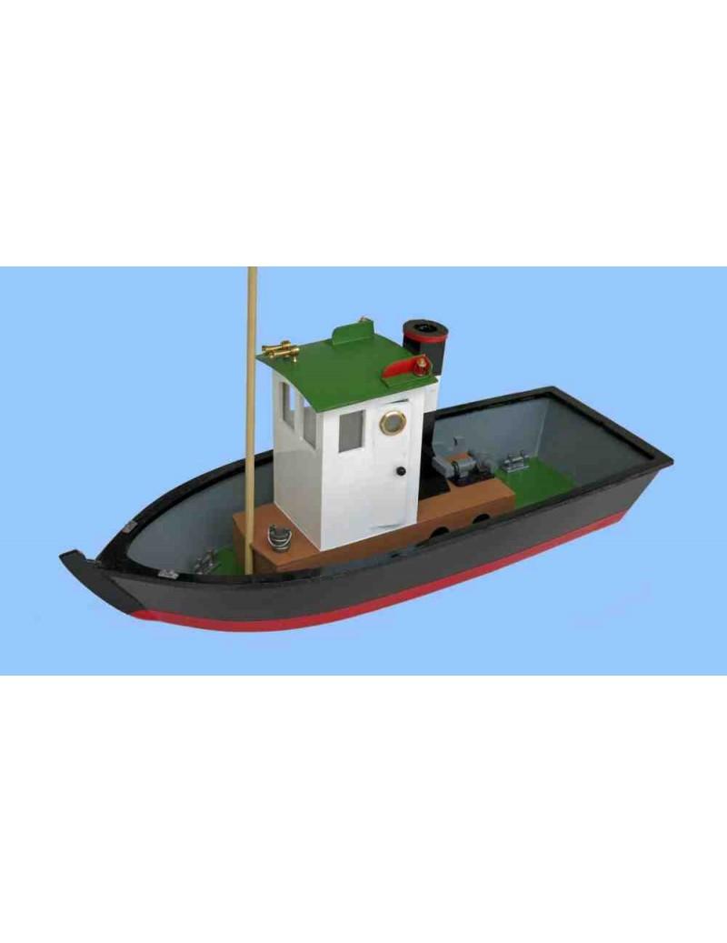 Barco Estatico de Iniciación BERT 253mm, fabricante Aero-Naut