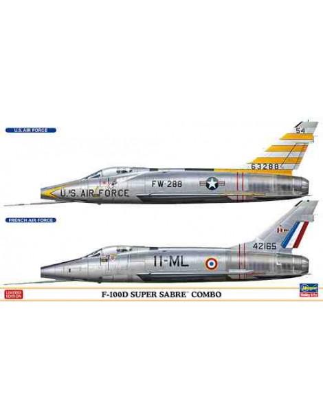 F-100D SUPERSABRE -COMBO 1/72